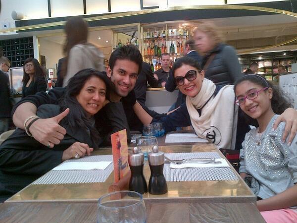 Sushmita,Rajeev And Renee Cool Photo Still