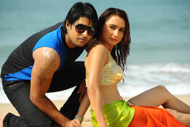 Jayanth And Dhriti Saharan Hot Stylist Look Photo For Love Touch