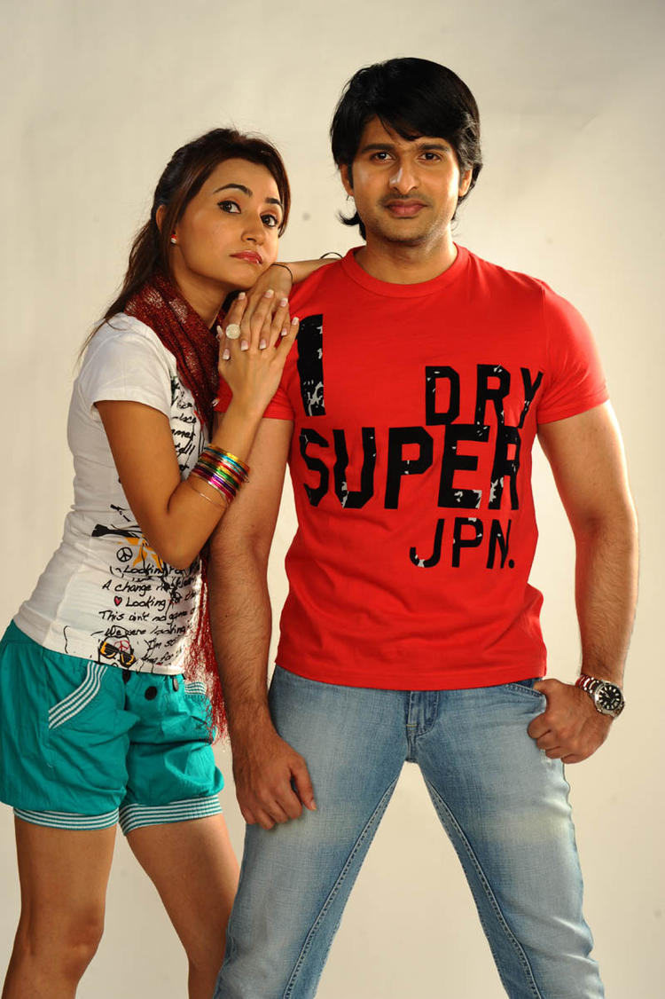 Jayanth And Dhriti Saharan Romentic Stills From Love Touch Movie