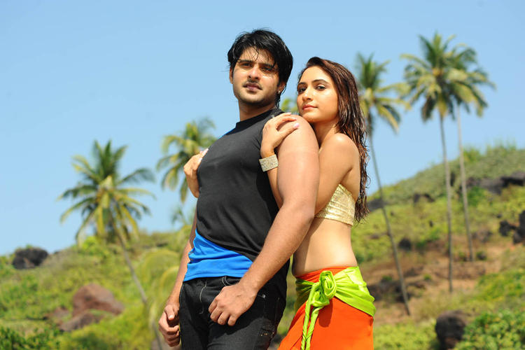 Love Touch Movie Jayanth And Dhriti Latest Still