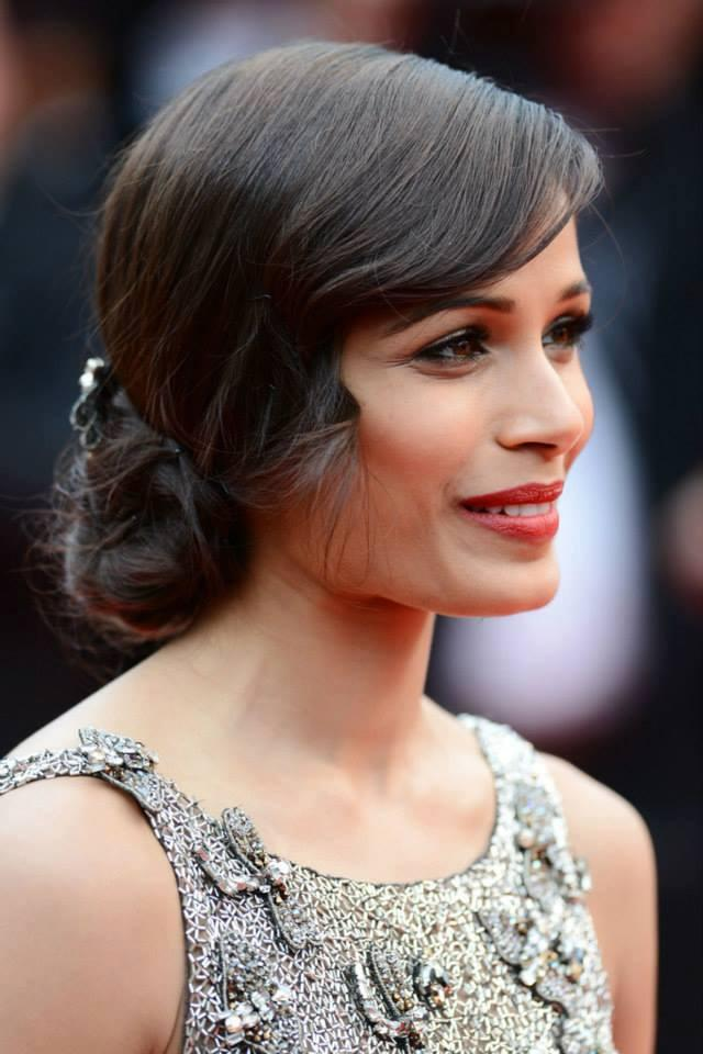 Freida Looking Very Beautiful At Cannes 66th Film Festival 2013