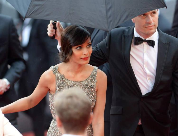 Freida Pinto Attend The Premire Of Jeune And Jolie At Cannes Film Festival 2013