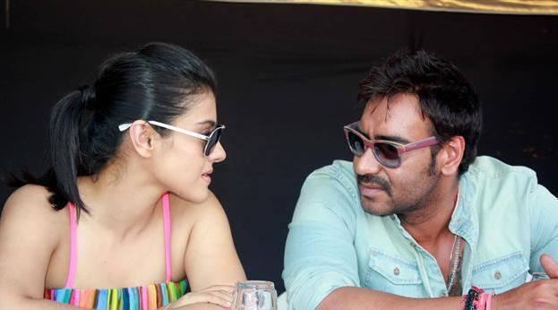 Kajol Discussed With Hubby Ajay At Clean Lonavala Program