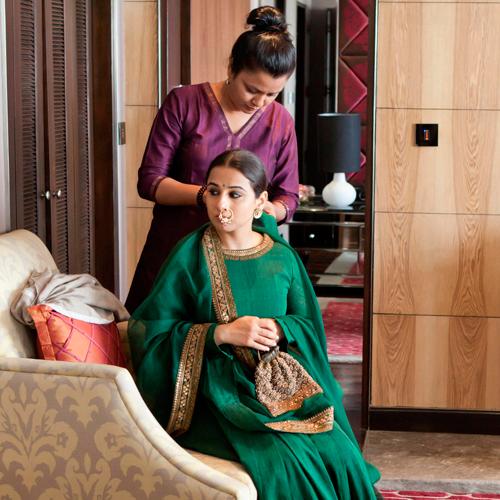 Vidya Balan Indian Traditional Look Nice And Cool Photo Still