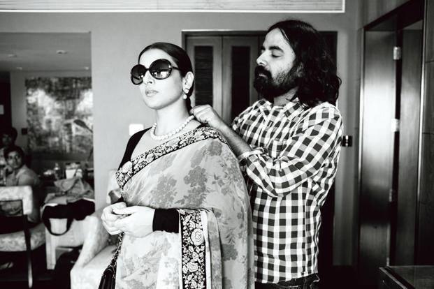 Vidya Balan Stylish Look Still