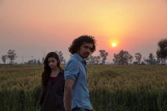 Alia Bhatt And Imtiaz Ali On The Sets Of Highway