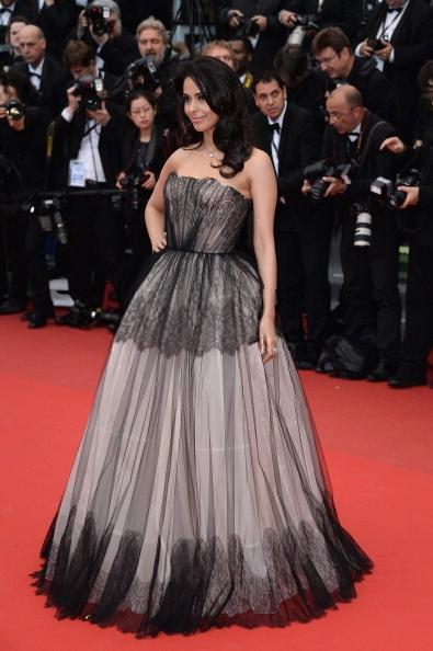 Sizzling Mallika Sherawat Latest Still At Cannes Film Festival 2013
