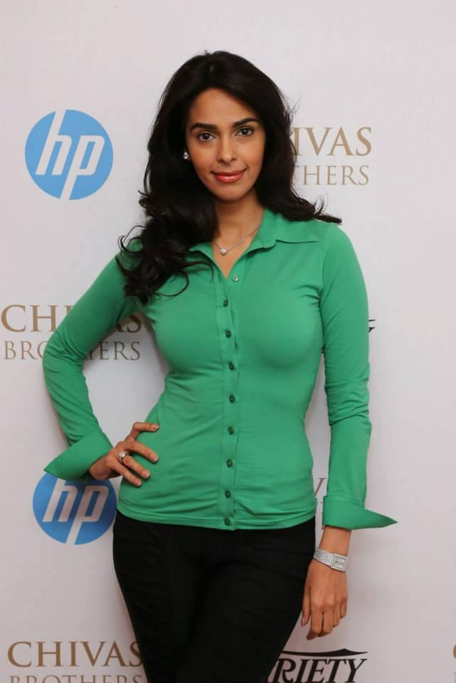 Dazzling Mallika Sherawat Strike A Pose At Variety Studio Portrait Session During Cannes