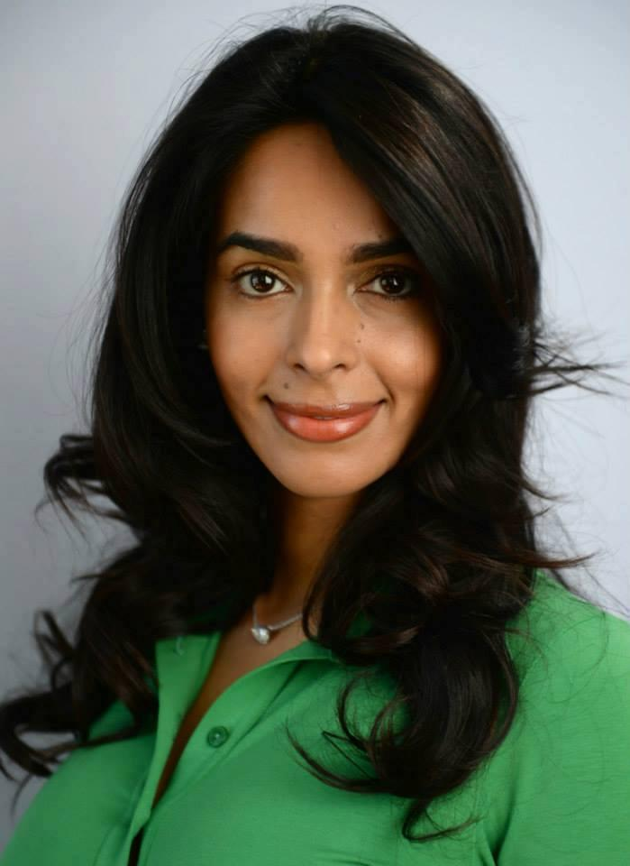 Mallika Sweet Smile Pic During Variety Studio Portrait Session At Cannes