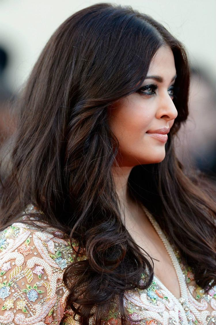 Aishwarya Rai A Pic During The Premiere Of Blood Ties At Cannes 2013