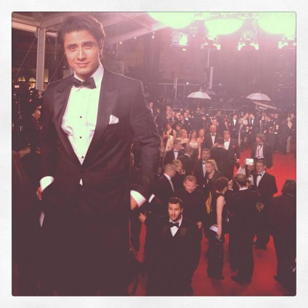 Ali Zafar Attending The Special Film Screenings At The Cannes Film Festival