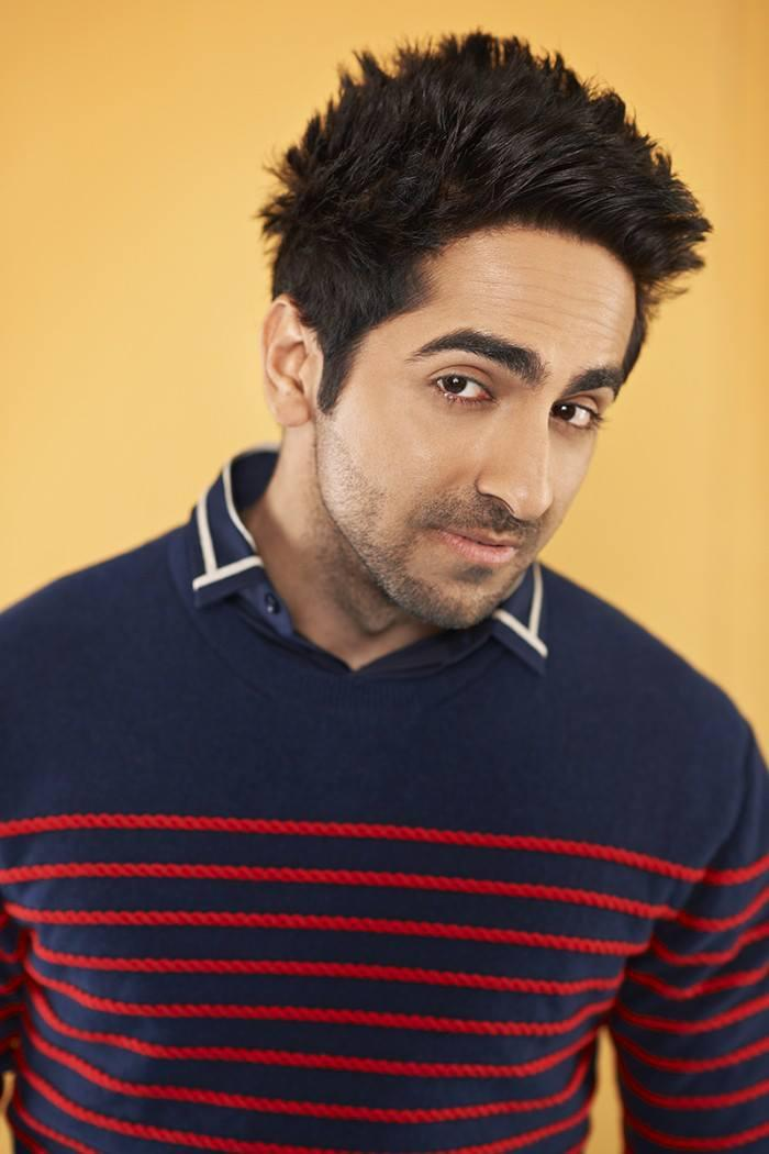Ayushmann Cute Pose Photo Shoot For Man's World Magazine June 2013