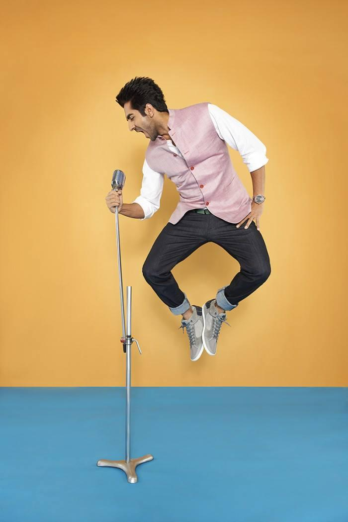 Ayushmann Khurrana Latest Shoot For  Man's World Magazine June 2013