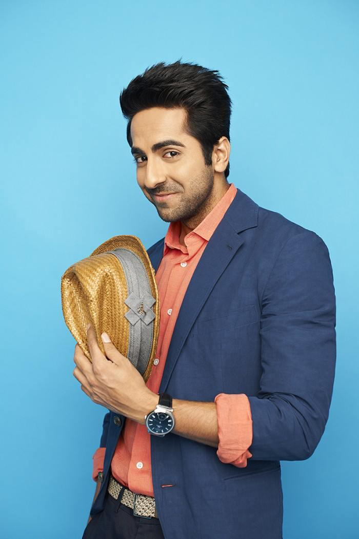 Ayushmann Khurrana Nice Look For Man's World Magazine June 2013