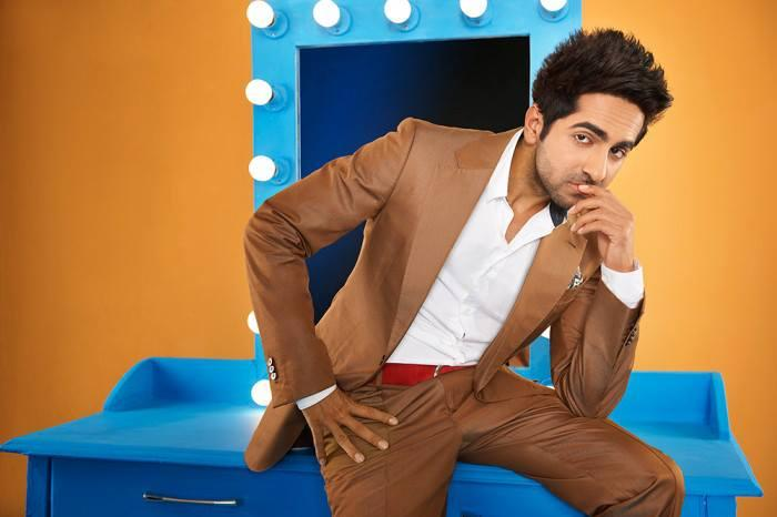 Bollywood Hunk Ayushmann Strikes A Pose Man's World Magazine June 2013