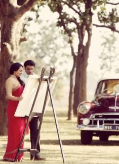 Ranveer Singh And Sonakshi Sinha Nice Photo From The New Drama Romance Movie Lootera