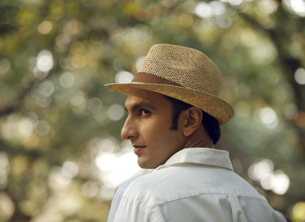 Ranveer Singh Stunning Nice Pic From The New Bollywood Movie Lootera