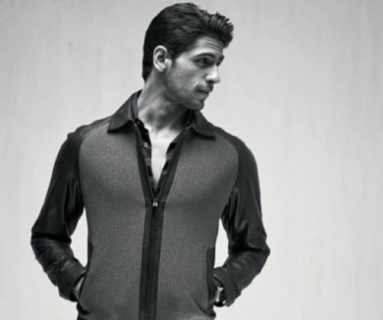 Sidharth Malhotra Fashionable Look Photo Shoot For Filmfare June 2013