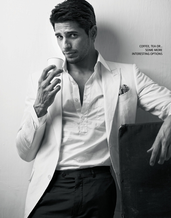 Sidharth Malhotra Nice And Cool Photo Shoot For Filmfare June 2013