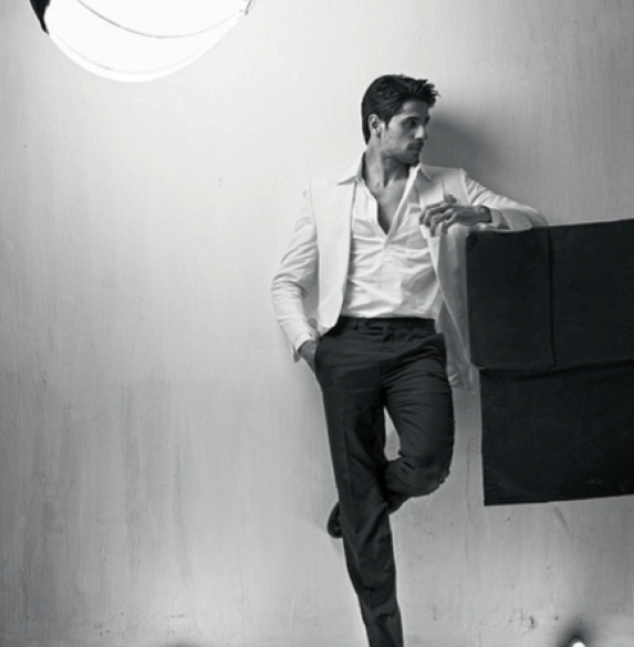Sidharth Malhotra Stylish Dappers Look Photo Shoot For Filmfare June 2013