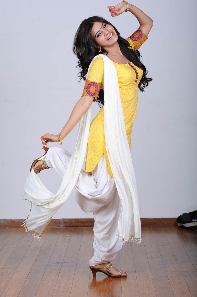 Samantha Ruth Prabhu Rocking Pose Still