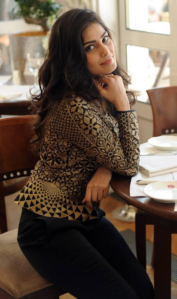 Puja Gupta Posed For Shortcut Romeo Portrait Session During Cannes 2013