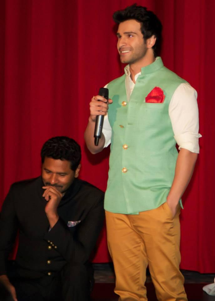 Girish Speaking And Prabhu Present At Indian Film Festival 2013 Opening In Melbourne