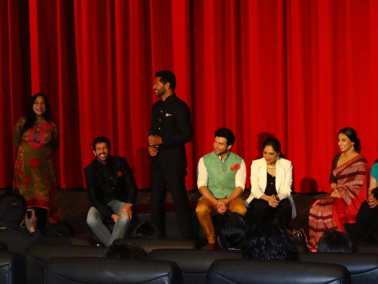 Kabir,Prabhu,Girish And Vidya Graced At Indian Film Festival 2013 Opening In Melbourne