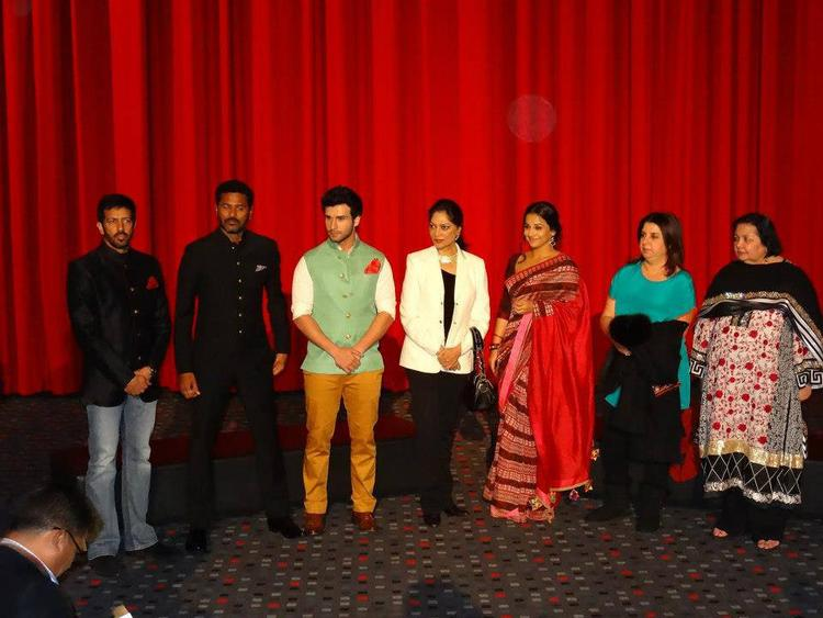 Kabir,Prabhu,Girish,Vidya And Farah Attend The Indian Film Festival 2013 Opening In Melbourne