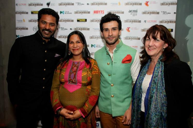 Prabhu And Girish Nice Look At Indian Film Festival 2013 Opening In Melbourne