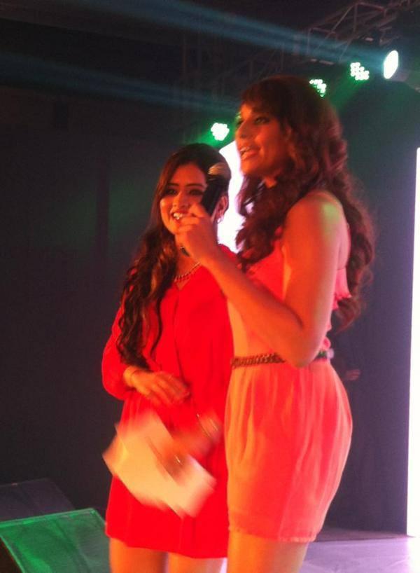 Bipasha Basu During The Vero Moda's New Collection