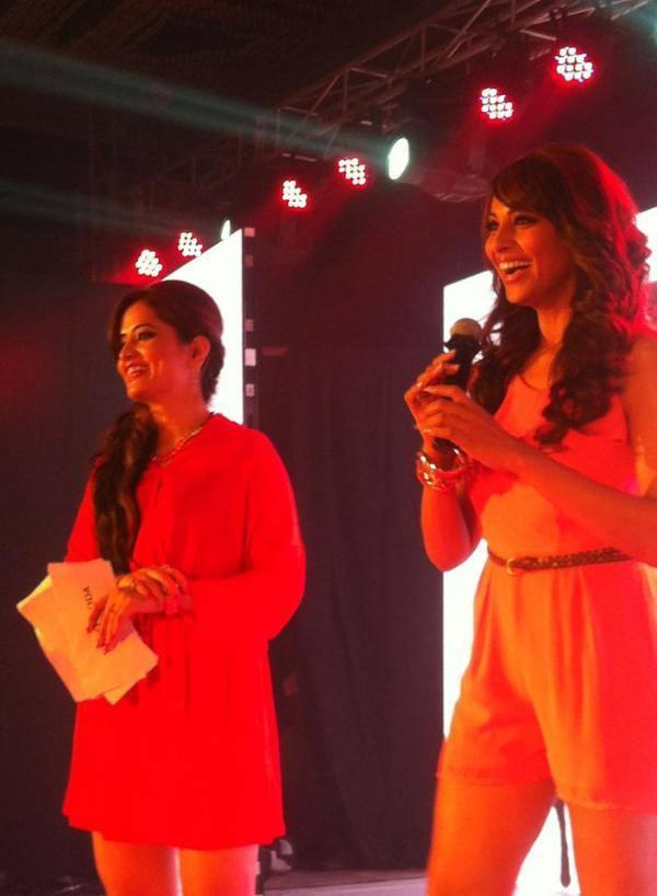 Bipasha Basu At A High Power Fashion Show At The Marriott Chandigarh