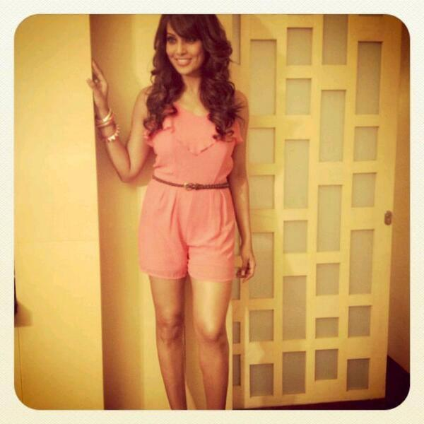 Bipasha Basu Was In Chandigarh Today For The Inauguration Of Vero Moda's Sector 17 Store