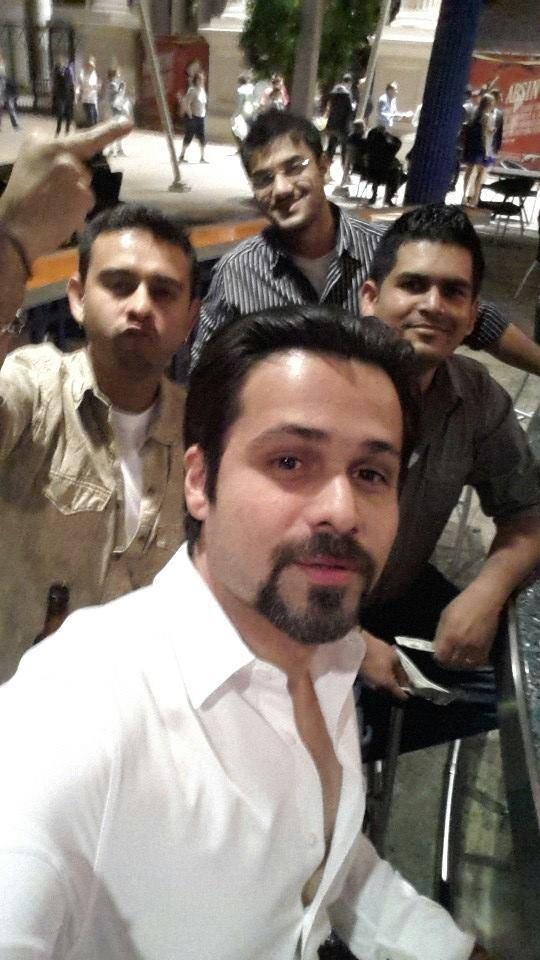 Emraan Hashmi Latest Still In Vegas