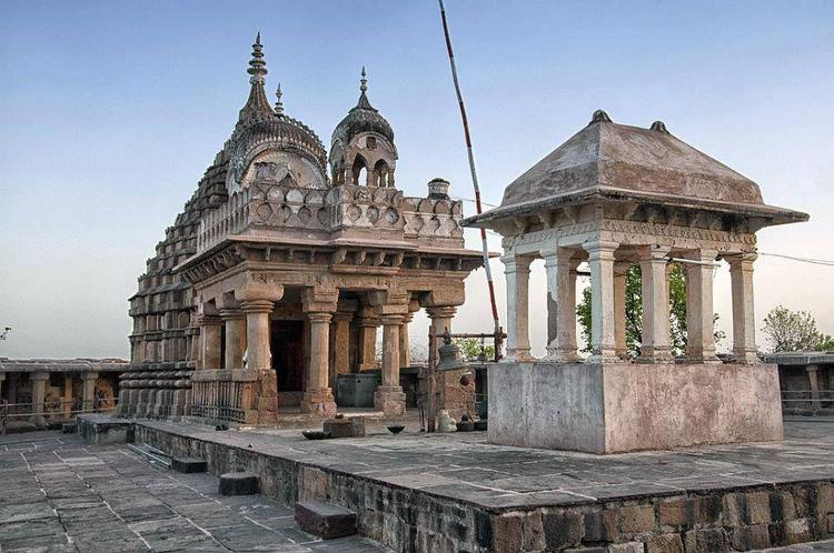 The Chausath-Yogini Temple Atractive And Beautiful Still