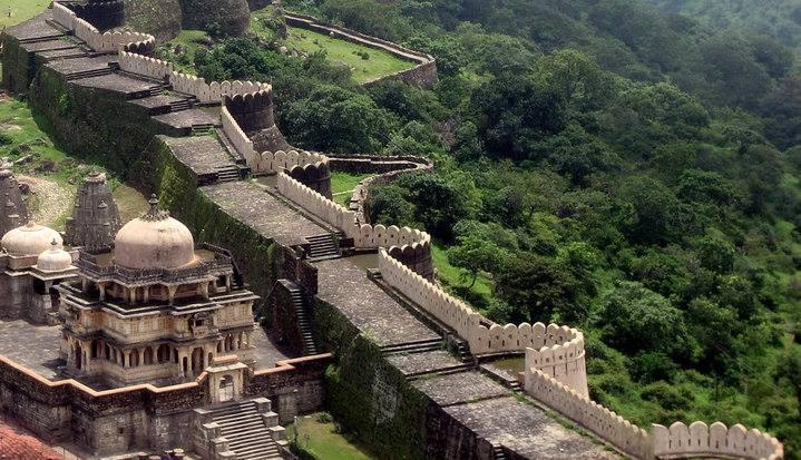 Kumbhalgarh Fort Stay At Rajasthan