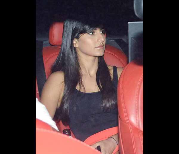 Charming Katrina Kaif Grace The Karan Johar's Birthday Bash