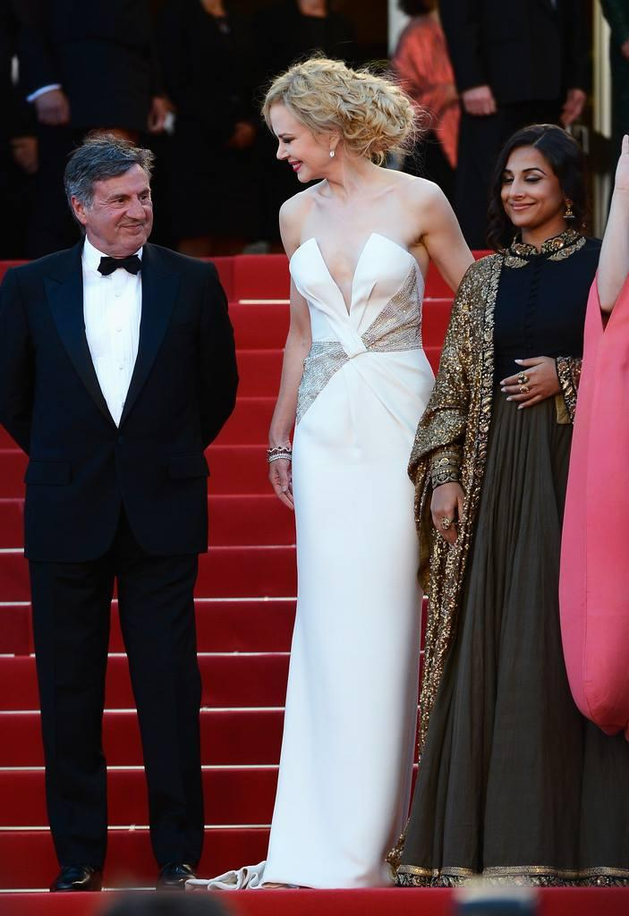 Daniel,Nicole And Vidya Attend Zulu Premiere And Closing Ceremony During The 66th Annual Cannes Film Festival 2013