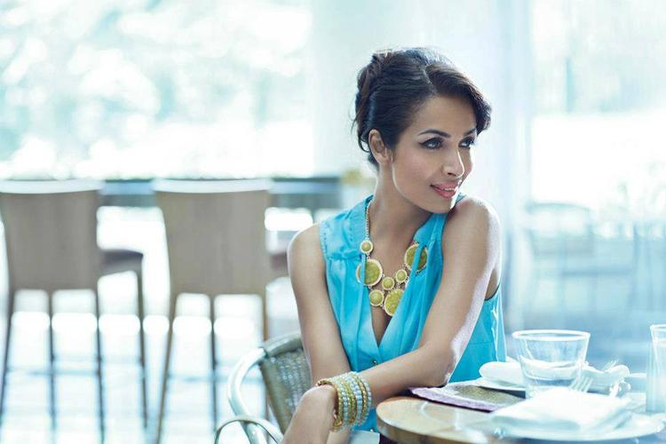 Malaika Arora Sweet Nice Pic For The Closet Label
