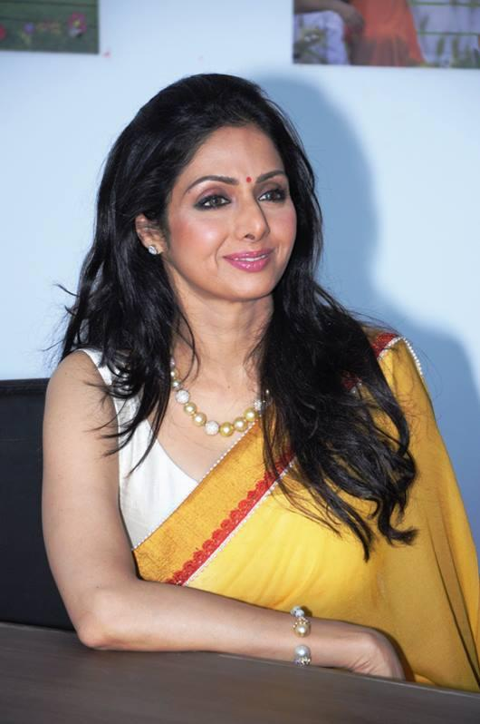 Sridevi Dazzles At Retail Property Maitreya Greens Housing Project Launching Event In Nasik
