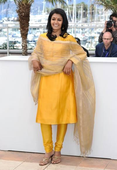 Nandita Das Attends The Jury Cinefondation Photocall at Cannes