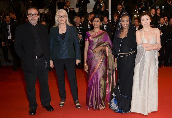 Nandita Das At The Only God Forgives Premiere At Cannes