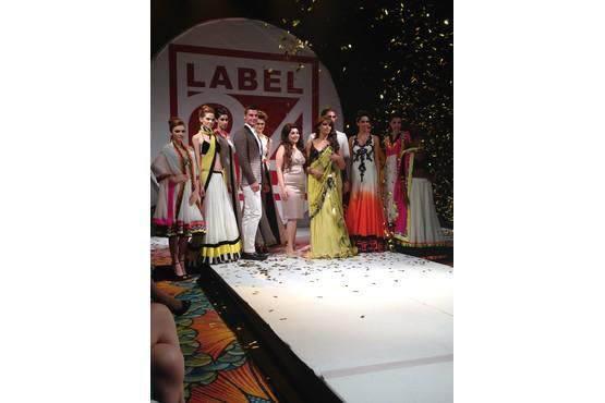 Bipasha Basu On The Ramp Of Archana Kochhar's Label 24 Fashion Show