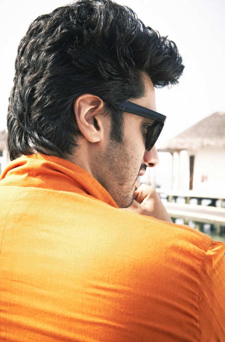 Bollywood Hearthorb Arjun Kapoor Latest Shoot For Asia Spa
