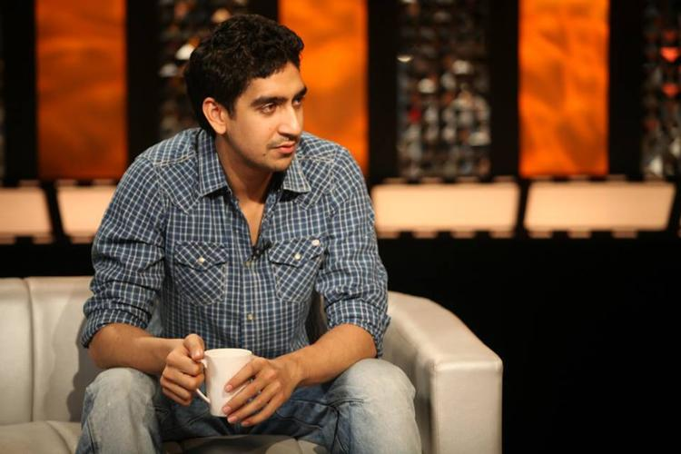 Film Director Ayan Mukerji Dazzling Face Look On The Front Row Show
