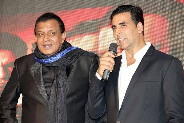 Akshay Kumar Say Something During Music Launch Event Of  Enemmy