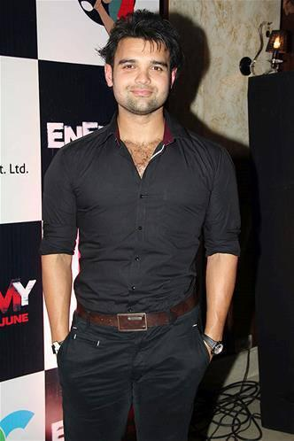 Mahaakshay Chakraborty Snapped at The Music Launch Event Of Enemmy