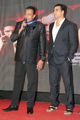 Mithun And Akshay Launches Their New Movie Enemmy
