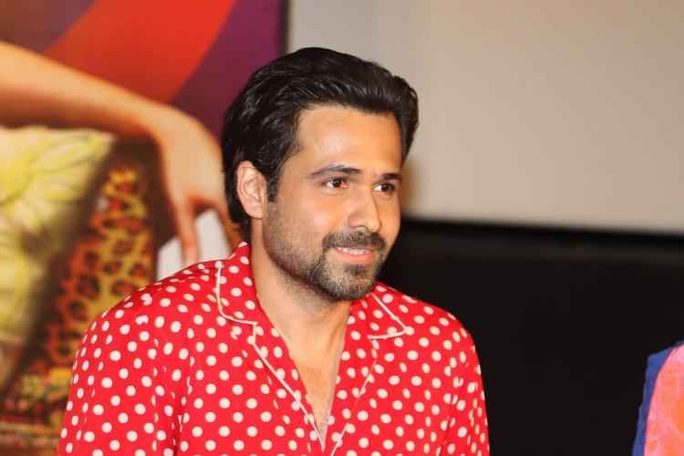 Emraan Hashmi Dazzles At The Music Launch Of Ghanchakkar Song Lazy Lad