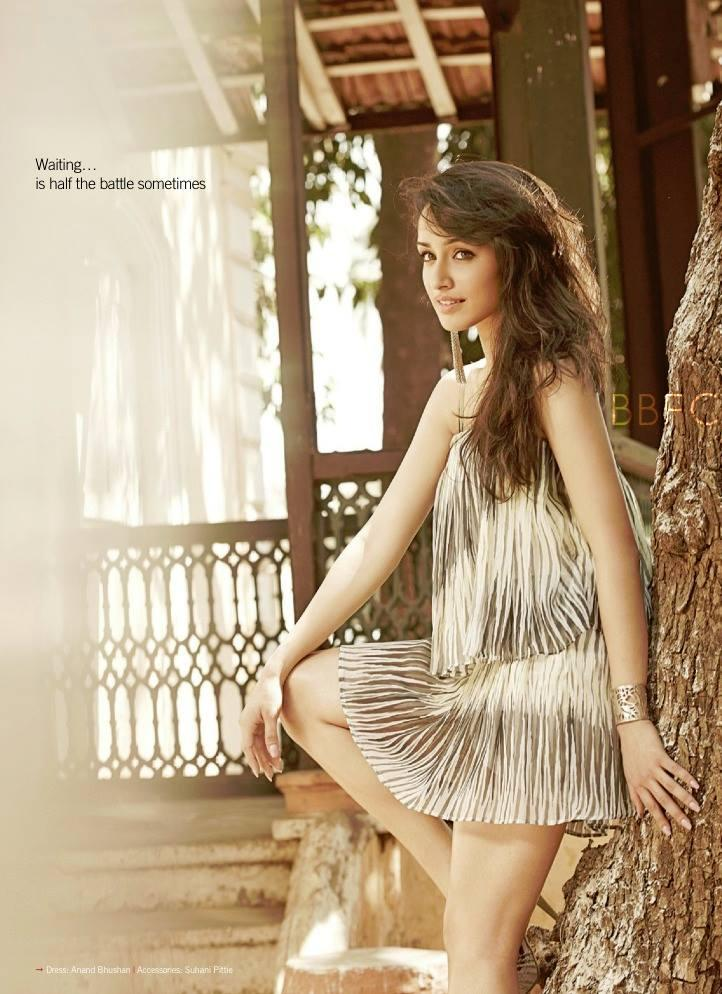 Shraddha Kapoor Sexy Spicy Look Photo Shoot For Filmfare June 2013